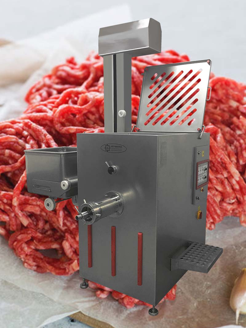 Meat Grinders with Mixer