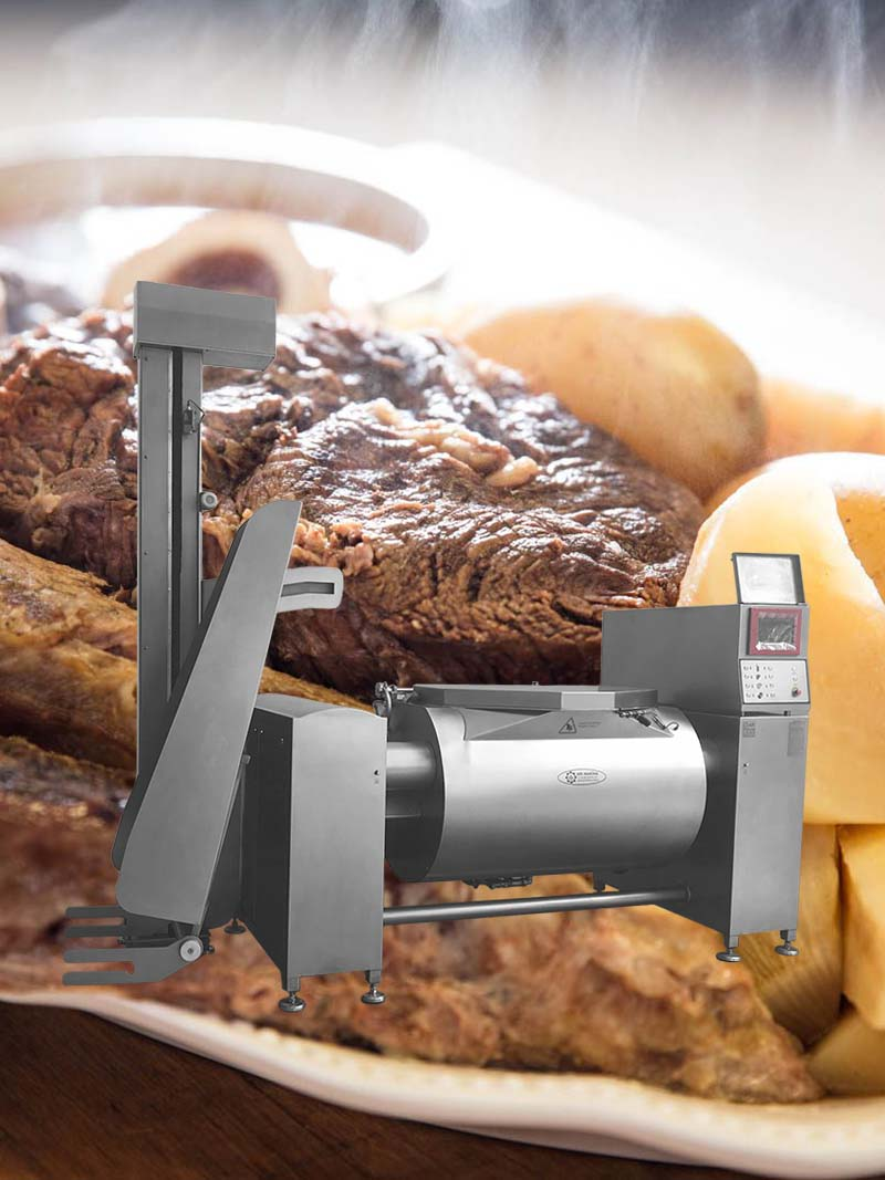 Cooking and Roasting Boiler
