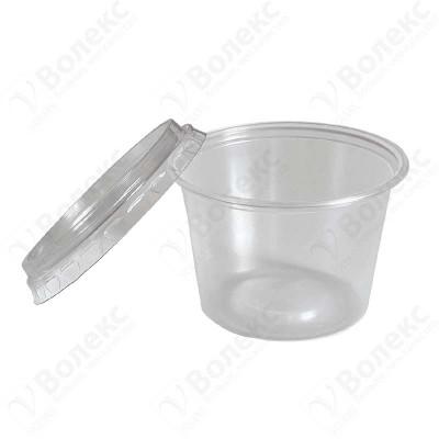 Plastic sauce container 80cc FT 154 100 РP