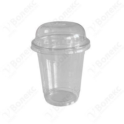 Disposable plastic cup 350ml FT 151-350 РЕТ
