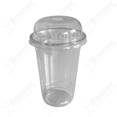 Disposable plastic cup 400ml FT 151-400 РЕТ