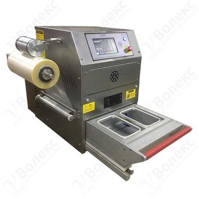 Semi Automatic Tray Sealer Cliopack TS-100
