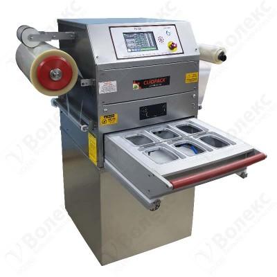 Semi Automatic Tray Sealer Cliopack TS-120