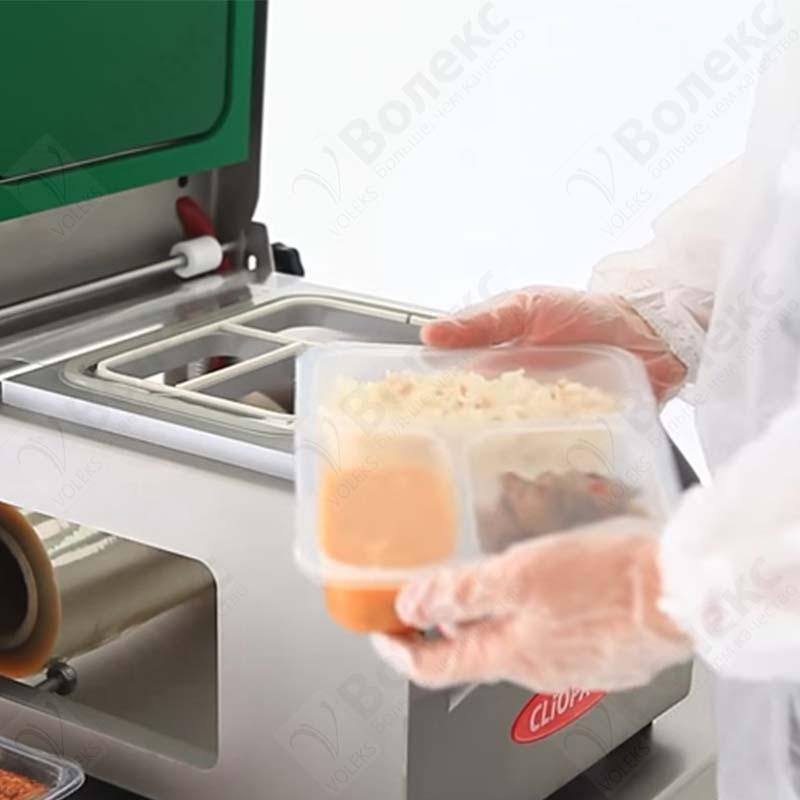 Manual Tray Sealer Clio 35 (227x178)